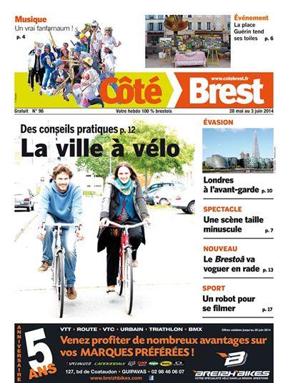 Côté Brest : Le Brestoâ va voguer en rade