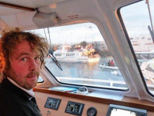 Laurent Férec vient de créer sa propre compagnie maritime